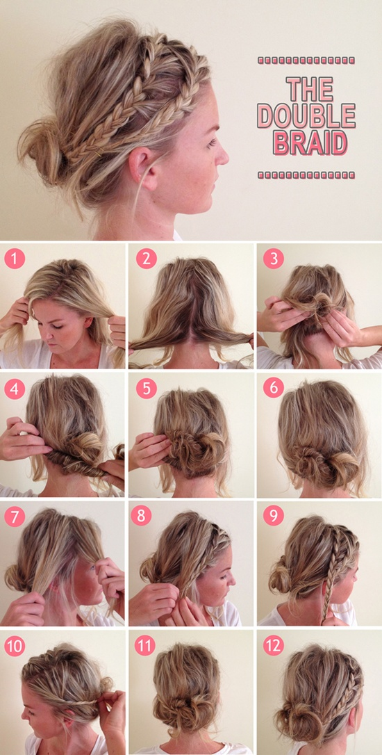 The Double Braid Tutorial.