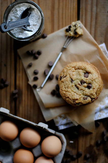 Chocolate Chip and Turtle Cookies