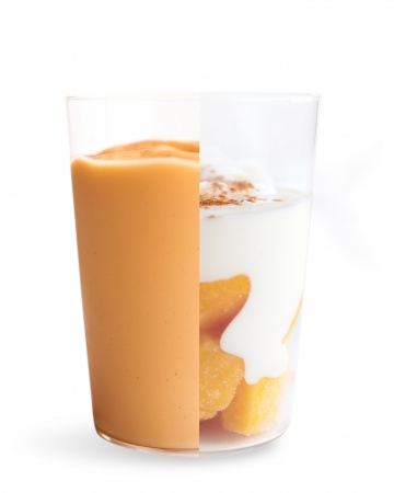 Mango and Yogurt Smoothie