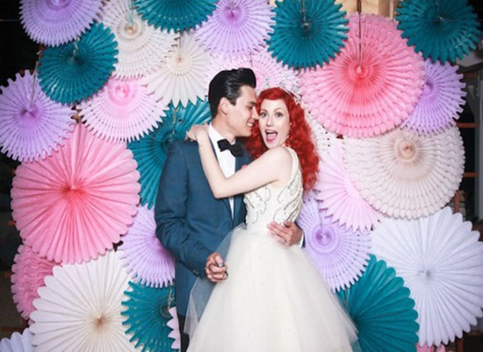 #Wedding Photo Booth #Ideas