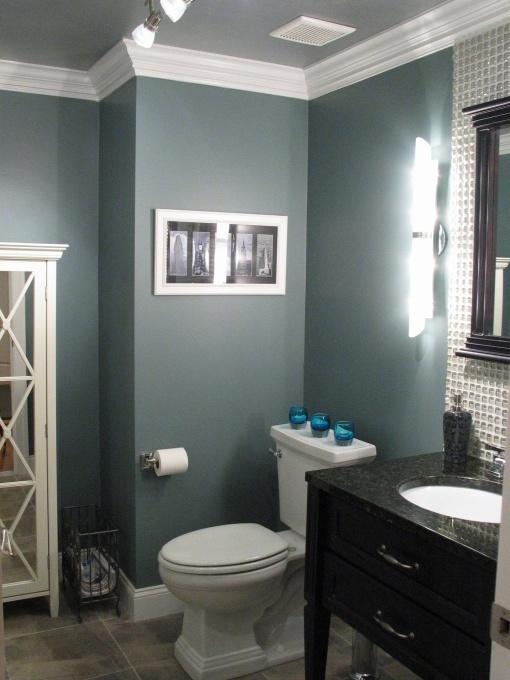 dark blue-gray color