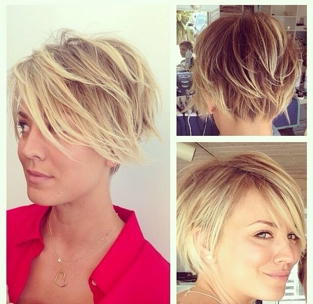 Stylish-Short-Layered-Hairstyle