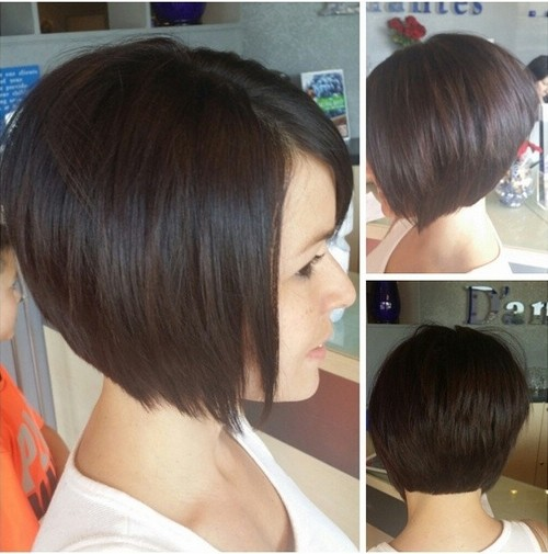 Sweet-Dark-Bob-Haircut